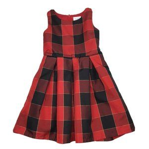 The Childrens Place Girls 6X/7 Christmas Dress